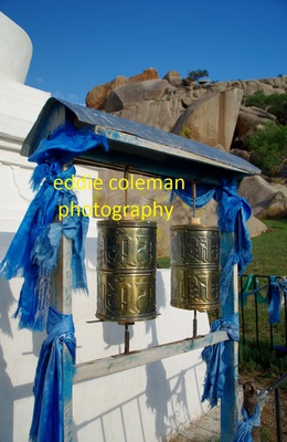 a shrine on the way back to ulan bator - MTGD7 3